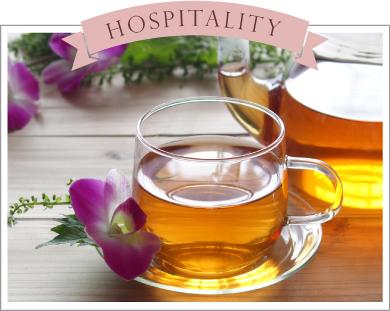 アルクラールについて_Hospitality
